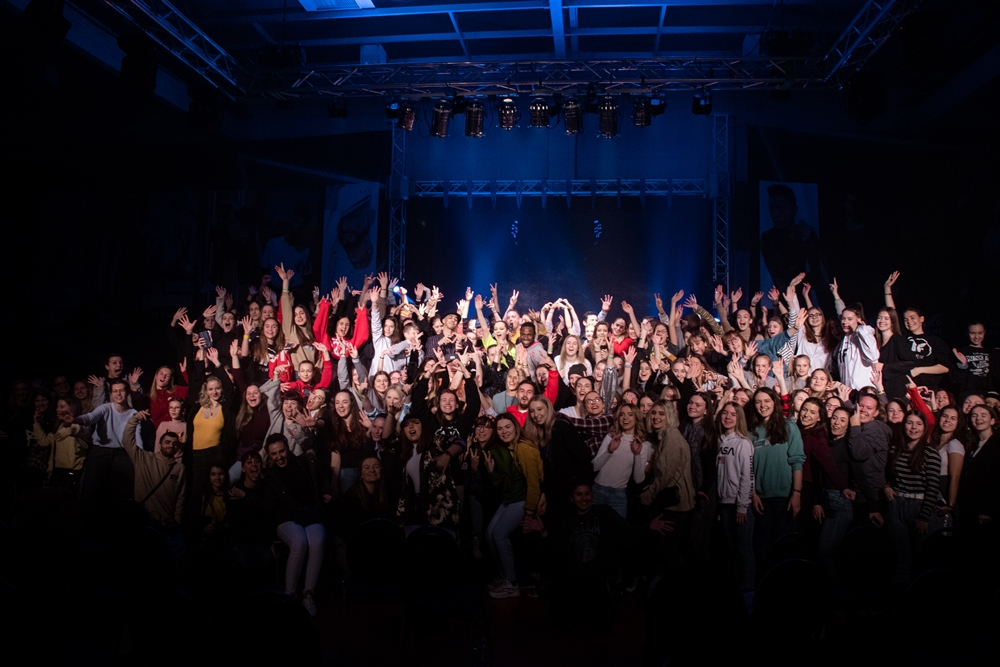 TRANSFORM DANCE CAMP 2020